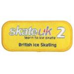 Skate UK Level 2 Badge