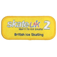 Skate UK Level 2 Badge
