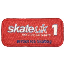 Skate UK Level 1 Badge