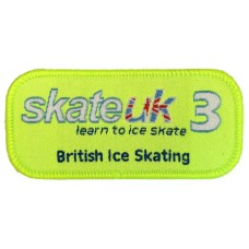 Skate UK Level 3 Badge