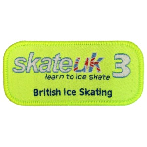 Skate UK Level 3 Badge