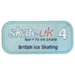 Skate UK Level 4 Badge