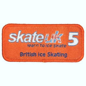 Skate UK Level 5 Badge