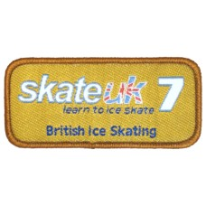 Skate UK Level 7 Badge