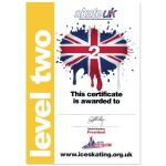 Skate UK Level 2 Certificate