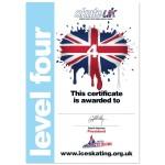 Skate UK Level 4 Certificate