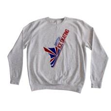 British Ice Skating Adult Sweatshirt - Grey