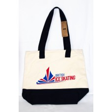 British Ice Skating Tote Bag