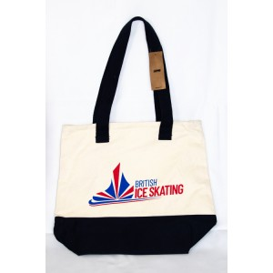 British Ice Skating Tote Bag